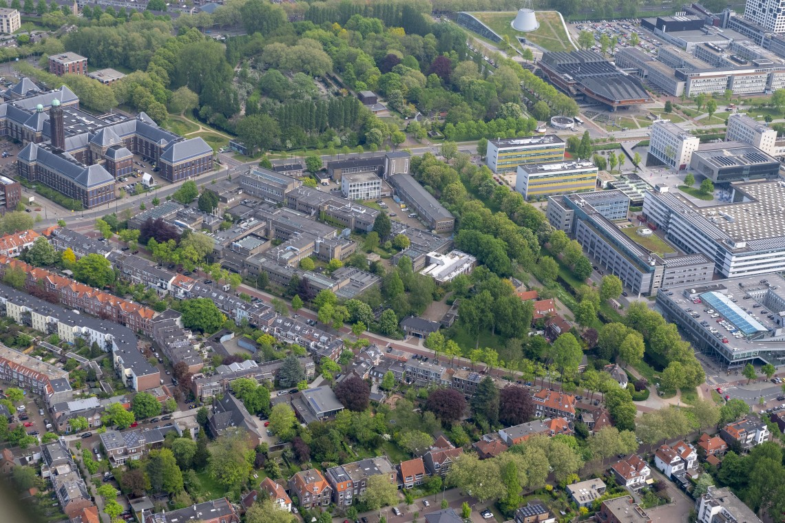 Amvest en Kondor Wessels Vastgoed transformeren Gele Scheikunde Delft