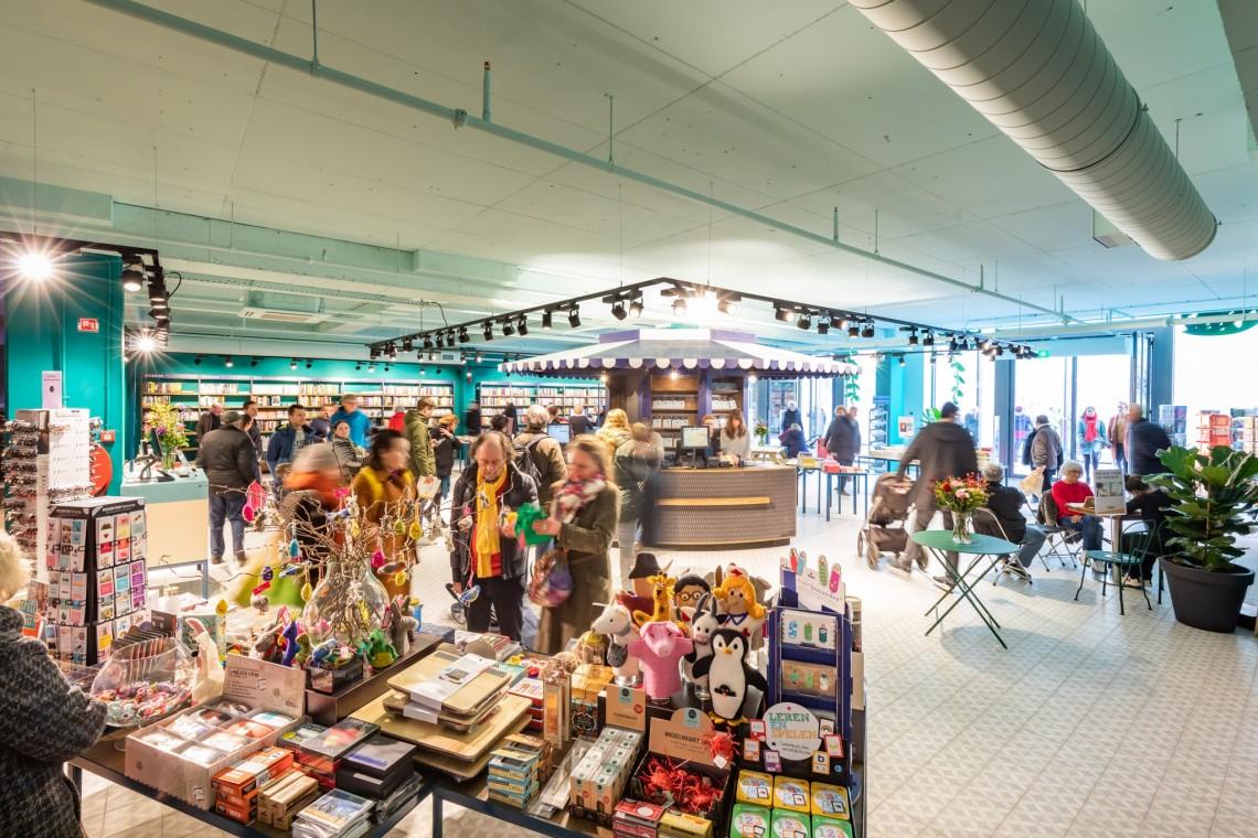 Wereldhave viert vernieuwing van Emmapassage Tilburg